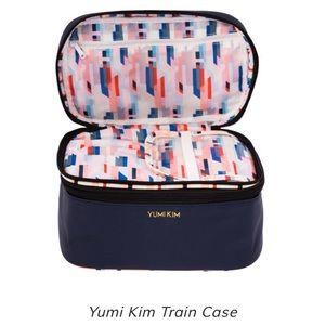 NEW Yumi Kim Travel Case Navy